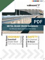C-Post W-Beam and Thriebeam