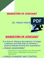 Judiciary Marketing