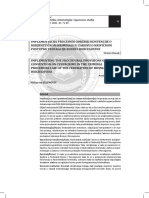 Iplementacija Procesnih Odredbi..Članak