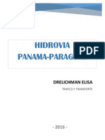 Hidrovia Panama Paraguay