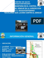 1 Escolaresqueluchancontraeldengueproyectoc s Sesquicentenariofinal 091206203019 Phpapp02