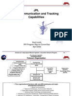 JPL Telecom and Tracking Capabilities