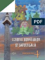 IV_Istoria Romanilor Si Universala (in Limba Romana)