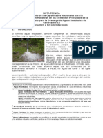 Cies-Informe Aguas Residuales
