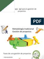 Metodologias Agiles de Gestion de Proyectos