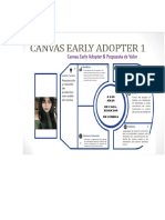 Canvas Early Adopter v1 y v2