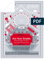 Ace Your Grades Poster