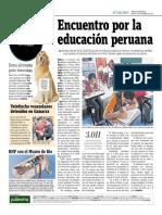 Encuentro Por La Educación Peruana