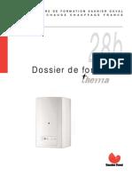Centre de Formation Saunier Duval. 28b. Dossier de Formation
