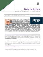 U.1 Guia de Lectura_ Gianfranco Pasquino