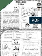 Prueba de Nivel Historia 2 Basico 2015