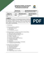 Qa 115 Quimica Industrial