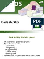 Rock Stability v2