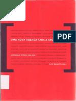 Uma Nova Agenda Para a Arquitetura - Cap10-11