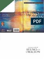 EL AYUNO