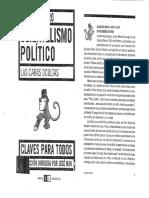 AUYERO Javier 2004 Clientelismo político Las caras ocultas..pdf