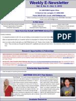 Newsletter 10 05 2010