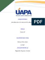 TAREA-3 Introduccion a La Educacion