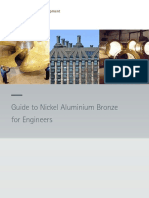 Guide to Nickel Aluminium Bronze for Engineers -Copper Develoment Association