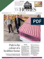 Calgary Herald PinkWood Ad Oct. 2nd 2010 Page 1