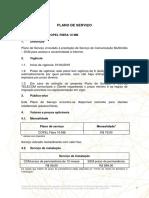 Plano de Serviço Copel Fibra 10 Mb v01042016