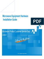 09 Microwave Equipment Hardware Installation Guide [Compatibility Mode].pdf
