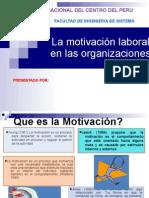 nilsis motivacion laboral
