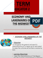 6th Social St- Economy and Landmarks MIDWEST)2018