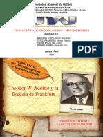 Adorno y Horkheimer PDF