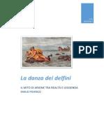 La Danza Dei Delfini_Il Mito Di Arione Tra Realtà e Leggenda