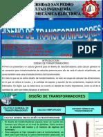 Calculo Genral-diseño de Tranformadores.-inga Campos-cordova Lezama-Ordoñes Apolitano