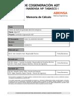 4544-CAL-AEM-088-040-0001-Criterios de Diseño de Generador Diesel de Emergencia Rev.0