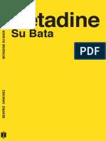 """""""Betadine Su Bata"""" de Beatriz Sánchez"""