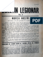Buletin Legionar nr. 5, 27 mai 1937