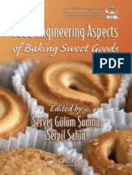 Food Engineering Aspect of Baking Sweet Goods
