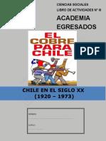 Libro de Actividades III Chile en Perspectiva Historica 1920-2010...