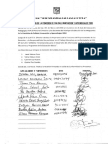 Acta de La Comision de Calidad,Innovacion y Aprendizajes Ccesa007