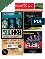 SCF September Newsletter 2018