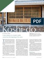 Koshi Do 1013