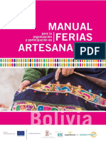 MANUAL DE FERIAS ARTESANLES