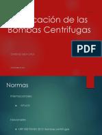 Clasificacion de Las Bombas Centrifugas API 610(2)