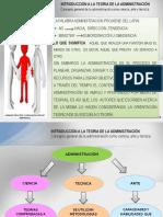 Organizacion y Administración de Empresas 2da Diapositivas