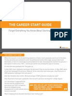 CareerSparx Final Report2