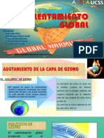 Calentamiento Global Expo