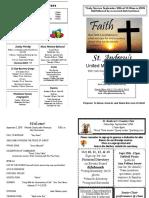 St Andrews Bulletin 090218