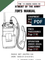 TM 11-5820-1025-10