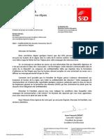 SMS Rentree Laurent Wauquiez