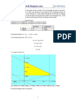 Progamacion Lineal Ejercicios Resueltos