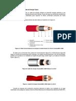 Descripción de Un Cable de Energía Típico
