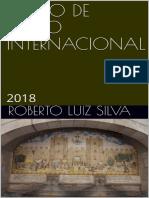 Curso de Direito Internacional - Roberto Luiz Silva (2018) (1)